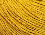 Fiber Content 60% Bamboo, 40% Cotton, Brand ICE, Gold, Yarn Thickness 3 Light  DK, Light, Worsted, fnt2-50548