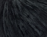 Fiber Content 100% Polyester, Brand ICE, Black, Yarn Thickness 1 SuperFine  Sock, Fingering, Baby, fnt2-51362