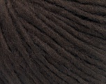 Fiber Content 50% Acrylic, 50% Wool, Brand ICE, Coffee Brown, Yarn Thickness 5 Bulky  Chunky, Craft, Rug, fnt2-52175