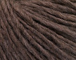 Fiber Content 50% Merino Wool, 25% Acrylic, 25% Alpaca, Brand ICE, Brown Melange, Yarn Thickness 4 Medium  Worsted, Afghan, Aran, fnt2-53596