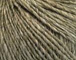 Fiber Content 50% Acrylic, 50% Wool, Khaki, Brand ICE, Grey Shades, Yarn Thickness 3 Light  DK, Light, Worsted, fnt2-53952