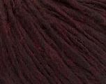 Fiber Content 55% Acrylic, 45% Wool, Red, Maroon, Brand ICE, Yarn Thickness 4 Medium  Worsted, Afghan, Aran, fnt2-54011