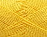 Fiber Content 100% Acrylic, Light Yellow, Brand ICE, Yarn Thickness 2 Fine  Sport, Baby, fnt2-55720