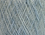 Fiber Content 50% Linen, 50% Viscose, Light Blue, Brand ICE, fnt2-55908