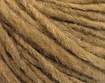 Fiber Content 55% Acrylic, 45% Wool, Brand ICE, Camel, Yarn Thickness 4 Medium  Worsted, Afghan, Aran, fnt2-55913