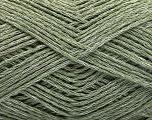 Fiber Content 44% Cotton, 44% Acrylic, 12% Polyamide, Khaki, Brand ICE, Yarn Thickness 2 Fine  Sport, Baby, fnt2-56011