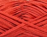 Fiber Content 100% Acrylic, Salmon, Brand ICE, Yarn Thickness 3 Light  DK, Light, Worsted, fnt2-56138