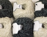Fiber Content 100% Polyester, Mixed Lot, Brand ICE, Yarn Thickness 1 SuperFine  Sock, Fingering, Baby, fnt2-56602