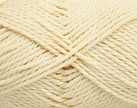 Fiber Content 70% Mako Cotton, 30% Polyamide, Brand ICE, Cream, Yarn Thickness 3 Light  DK, Light, Worsted, fnt2-56650