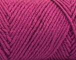 Items made with this yarn are machine washable & dryable. Fiber Content 100% Acrylic, Orchid, Brand ICE, Yarn Thickness 4 Medium  Worsted, Afghan, Aran, fnt2-57432