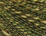 Fiber Content 50% Wool, 50% Acrylic, Brand ICE, Green Shades, fnt2-57447