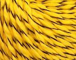 Fiber Content 100% Acrylic, Light Yellow, Brand ICE, Yarn Thickness 3 Light  DK, Light, Worsted, fnt2-57532