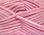 Fiber Content 100% Micro Fiber, Light Pink, Brand ICE, Yarn Thickness 4 Medium  Worsted, Afghan, Aran, fnt2-57635