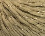Fiber Content 100% Acrylic, Brand ICE, Beige, Yarn Thickness 3 Light  DK, Light, Worsted, fnt2-57692