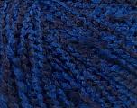 Fiber Content 90% Acrylic, 10% Polyamide, Brand ICE, Blue Shades, Yarn Thickness 2 Fine  Sport, Baby, fnt2-57717