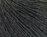 İçerik 50% Yün, 50% Akrilik, Brand ICE, Anthracite Black, Yarn Thickness 3 Light  DK, Light, Worsted, fnt2-57899