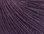 İçerik 50% Yün, 50% Akrilik, Purple, Brand ICE, Yarn Thickness 3 Light  DK, Light, Worsted, fnt2-57900
