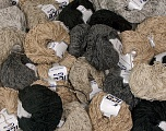 Amigurumi Chenille Please note that number of skeina may vary from 35 to 45. Skein weight information information given is average. Total weight of mixed lot is 2000 grams. İçerik 100% Polyester, Brand ICE, fnt2-58094