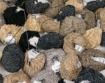 Amigurumi Chenille Please note that number of skeina may vary from 35 to 45. Skein weight information information given is average. Total weight of mixed lot is 2000 grams. İçerik 100% Polyester, Brand ICE, fnt2-58103
