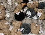 Amigurumi Chenille Please note that number of skeina may vary from 35 to 45. Skein weight information information given is average. Total weight of mixed lot is 2000 grams. İçerik 100% Polyester, Brand ICE, fnt2-58107