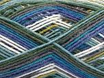 İçerik 100% Akrilik, White, Purple, Brand ICE, Green, Blue Shades, fnt2-58163
