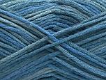 İçerik 100% Akrilik, Brand ICE, Blue Shades, fnt2-58164