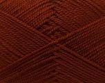 Fiber Content 100% Acrylic, Brand Ice Yarns, Brown, Yarn Thickness 2 Fine  Sport, Baby, fnt2-23582