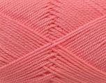 Fiber Content 100% Acrylic, Light Pink, Brand ICE, Yarn Thickness 2 Fine  Sport, Baby, fnt2-23589
