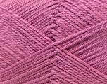 Fiber Content 100% Acrylic, Rose Pink, Brand Ice Yarns, Yarn Thickness 2 Fine  Sport, Baby, fnt2-23592