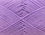 Fiber Content 100% Acrylic, Light Lilac, Brand ICE, Yarn Thickness 2 Fine  Sport, Baby, fnt2-23594