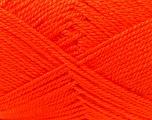 Fiber Content 100% Acrylic, Orange, Brand ICE, Yarn Thickness 2 Fine  Sport, Baby, fnt2-23602