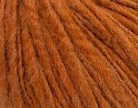 Fiber Content 55% Acrylic, 45% Wool, Orange, Brand ICE, Yarn Thickness 4 Medium  Worsted, Afghan, Aran, fnt2-39180