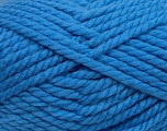 Fiber Content 55% Acrylic, 45% Wool, Indigo Blue, Brand ICE, Yarn Thickness 6 SuperBulky  Bulky, Roving, fnt2-45135