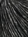 İçerik 60% Pamuk, 5% Polyamid, 35% Alpaca Superfine, White, Brand Ice Yarns, Black, fnt2-44011