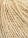 İçerik 60% Pamuk, 5% Polyamid, 35% Alpaca Superfine, Brand Ice Yarns, Cream, fnt2-44013