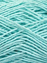 Fiber Content 100% Cotton, Light Turquoise, Brand ICE, Yarn Thickness 2 Fine  Sport, Baby, fnt2-57312