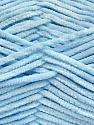 Fiber Content 100% Micro Fiber, Brand ICE, Baby Blue, Yarn Thickness 3 Light  DK, Light, Worsted, fnt2-57662