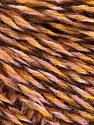 İçerik 50% Akrilik, 50% Yün, Pink, Brand ICE, Gold, Brown, Yarn Thickness 3 Light  DK, Light, Worsted, fnt2-57865