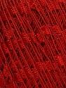 Trellis  İçerik 95% Polyester, 5% Simli, Red, Brand ICE, Yarn Thickness 5 Bulky  Chunky, Craft, Rug, fnt2-58131