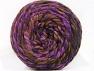 İçerik 70% Akrilik, 30% Yün, Purple Shades, Brand ICE, Brown Shades, Yarn Thickness 6 SuperBulky  Bulky, Roving, fnt2-58151