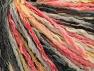 İçerik 50% Akrilik, 50% Pamuk, Yellow, Pink, Brand ICE, Grey Shades, Yarn Thickness 4 Medium  Worsted, Afghan, Aran, fnt2-58160
