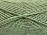 İçerik 50% Yün, 50% Akrilik, Light Green, Brand ICE, fnt2-58187
