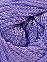 Width is 3 mm Fiber Content 100% Polyester, Yarn Thickness Other, Lilac, Brand ICE, fnt2-21644
